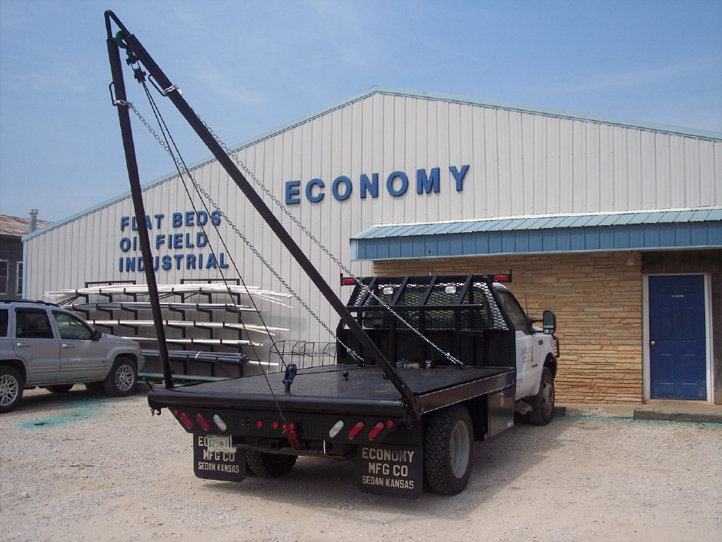 Economy Manufacturing Has Years Of Experience In Building Truck Beds And Oil Field Winch Since 1934 Our Custom Fabricated Oilfield